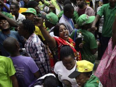 Zimbabwe opposition rejects ruling and 'false' inauguration