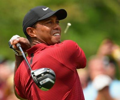 Tiger Woods is making weirdest PGA Championship charge