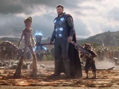 Why Avengers: Infinity War Cut Thor Fighting A Serpent Storyline