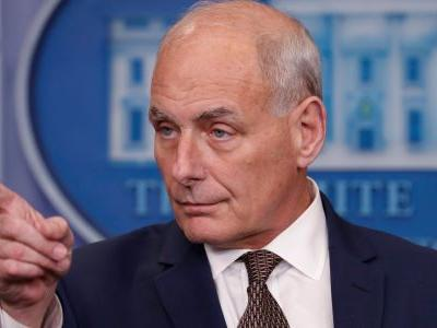 John Kelly signs off on a major overhaul of White House security clearance procedures