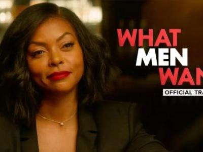 What Men Want Movie trailer