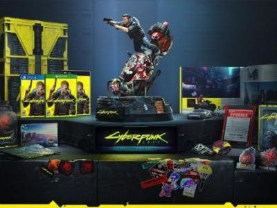 Cyberpunk 2077 PC Collector's Edition now available in the US