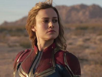 New Captain Marvel Video Connects Her To Marvel's Biggest Avengers