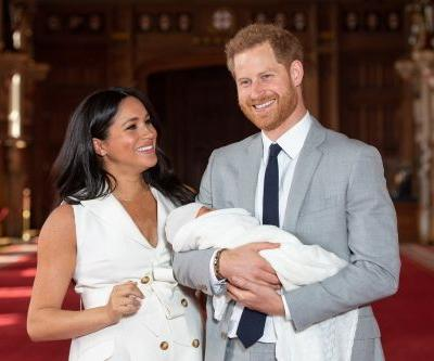 Prince Harry and Meghan Markle Have Officially Hired a Nanny For Baby Archie