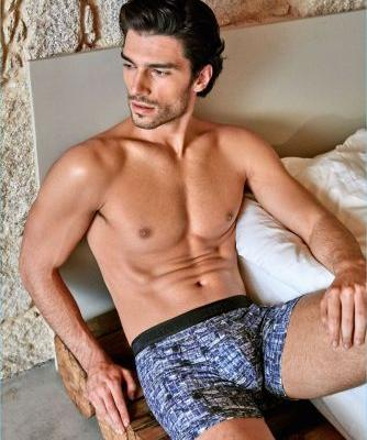 IMPETUS Enlists Alex Gavrilovic as Star of Fall '18 Underwear Campaign