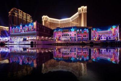 Join in festive fun of Christmas at Sands Resorts Cotai Strip