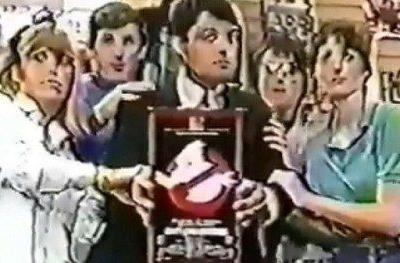 Retro Ghostbusters VHS Commercial Will Make You Miss Video