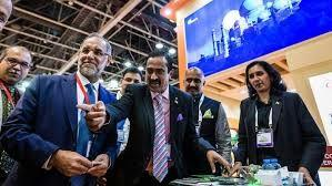 """India tourism ministry takes part at the ATM Dubai 2019 under the """"Incredible India"""" banner"""