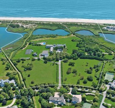 The most expensive home for sale in the Hamptons is a massive $175 million estate that's been on the market for over a year
