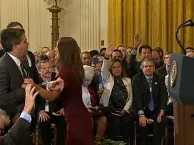 White House News Photographers Rip Sarah Sanders Over Acosta Video: 'Manipulating Images is Manipulating Truth'