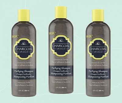 This Detoxifying Shampoo Delivers a Seriously Deep Clean