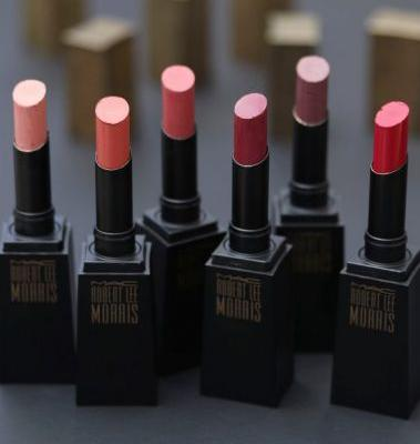 The MAC Robert Lee Morris Mattene Lipsticks
