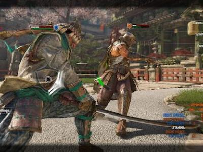 For Honor Getting Training Mode in Update Tomorrow