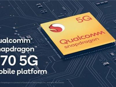 """Qualcomm repackages last year's flagship SoC as the """"Snapdragon 870"""""""