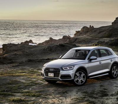 The new Audi Q5 is one of the most high-tech cars you can buy - these are its best features