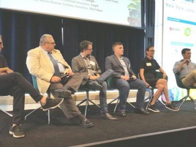 Meatless Monday Discussed at Panel at Future Food-Tech in NYC