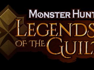 Monster Hunter: Legends of the Guild Animated Special Announced