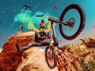 Riders Republic Delayed To Later This Year