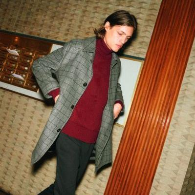 Discover 8 by YOOX: Marcel Castenmiller Dons Fall '18 Arrivals