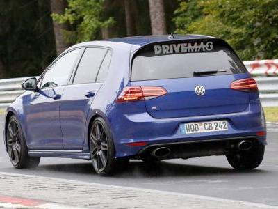 VW Is Indeed Evaluating A Five-Cylinder Golf R
