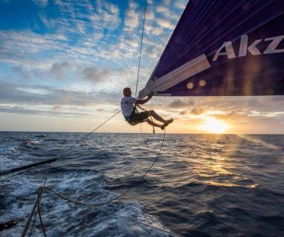Inside the world's toughest sailing race, where crews endure chaotic seas and cramped quarters to sail around the world