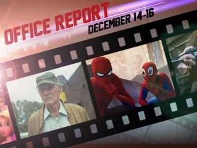 Spider-Verse Webs Up the 1 Spot and Sets December Opening Record