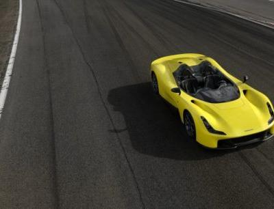Dallara Stradale Revealed! Longtime Motorsports Brand Builds One for the Road