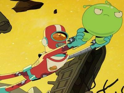 Final Space Premiere Review: An Enjoyably Silly Space-Faring Comedy