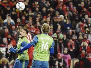 Toronto beats Seattle 2-0 to win first MLS Cup title