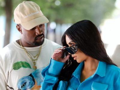 Kim Kardashian Has Reportedly 'Threatened' Kanye West 'With A Divorce Battle Bigger Than Brad Pitt And Angelina Jolie'