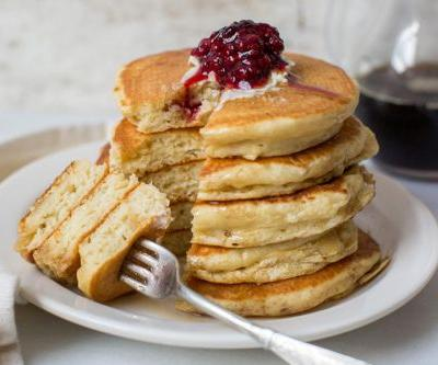 How to make fluffy pancakes: Personalized pancakes part 1