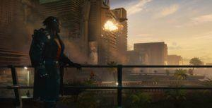 Cyberpunk 2077 looks incredible, and Keanu makes it even better