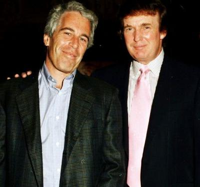 Newly Discovered Video Shows Trump & Jeffrey Epstein Ogling Women At A Party