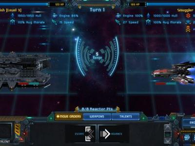 Star Traders: Frontiers Review - Has it survived the journey to Android?