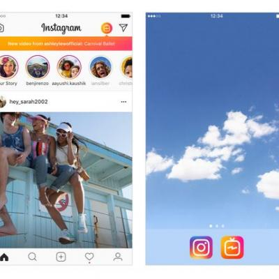 The IGTV App Vs. The IGTV Instagram Feature Are A Little Different, & Here's How