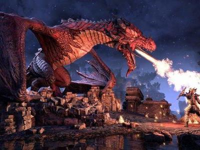 The Elder Scrolls Online: Elsweyr exhibits performance issues on Xbox One X