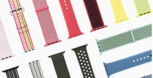 Apple announces new colourful spring Apple Watch bands