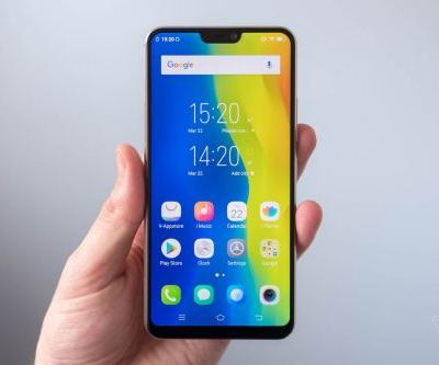 Vivo's new V9 flagship has a notch and a 24-megapixel selfie camera