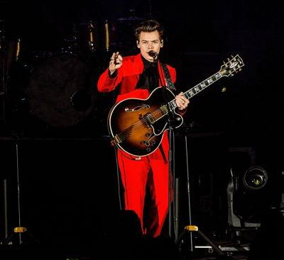 Call It What It Is, Harry Styles Was Sexually Assaulted at His Recent Performance