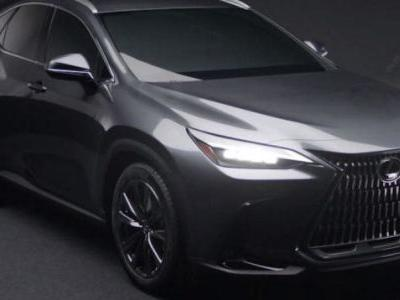 Here's The Leaked Lexus NX Way Before You're Supposed To See It
