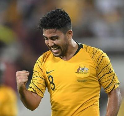 Australia 1 South Korea 1: Luongo seals late draw for Socceroos