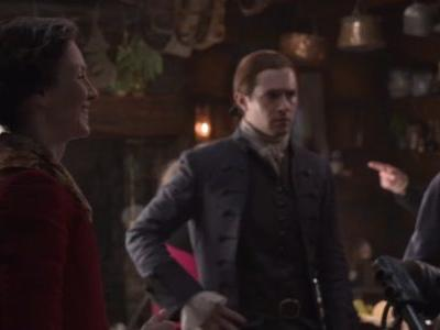 Go Behind the Scenes with Maril Davis and Matthew B. Roberts for 'Outlander' Episode 406