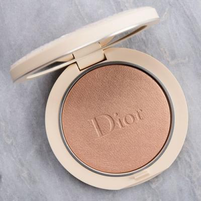 Dior Nude Glow Dior Forever Couture Luminizer Review & Swatches