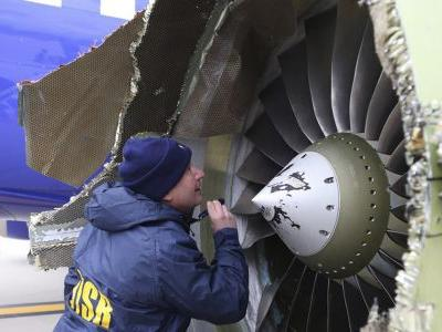 FAA expected to order accelerated engine checks after Southwest accident