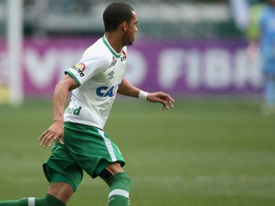 VIDEO: Heartbreaking video of Chapecoense striker Tiaguinho