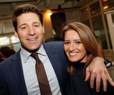 MSNBC's Katy Tur reveals she's pregnant during broadcast