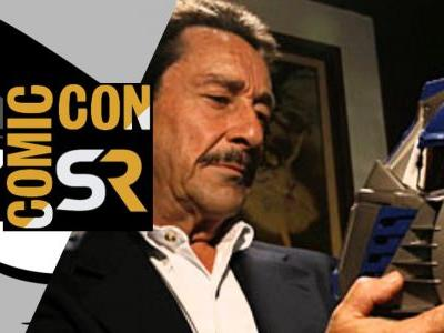 Peter Cullen Crashes Bumblebee Panel to Demand an Optimus Prime Movie