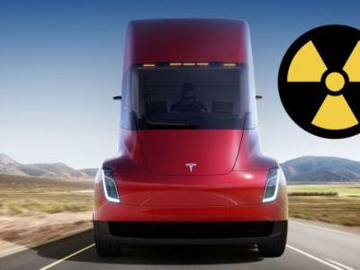 Topical: Elon Musk Says His New Tesla Truck Can Survive A Nuke