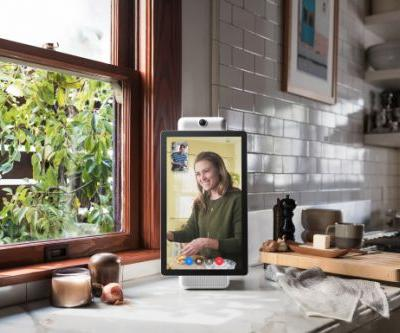Facebook's Portal video chat devices are on sale now