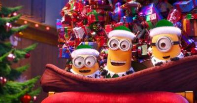 A 'Minions' Holiday Special is Set to Debut on NBC and Peacock For Your Kids to Watch Ad Nauseam; See the First Images